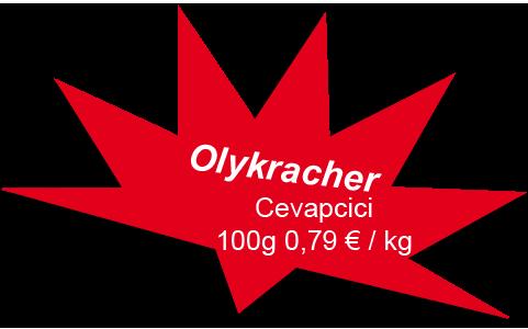 Olykracher