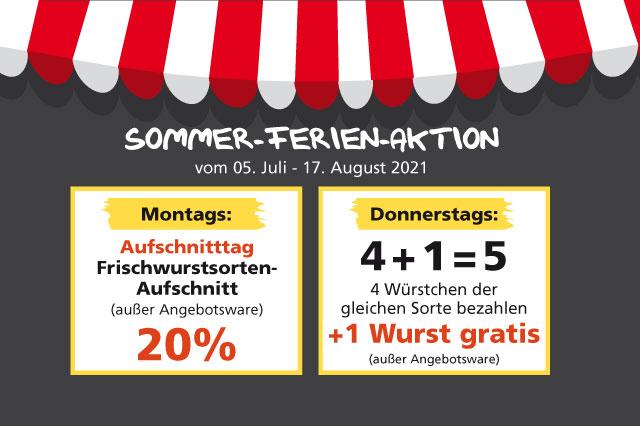 Sommerferienaktion